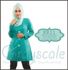 jaket terbaru wanita muslimah korea R (10)