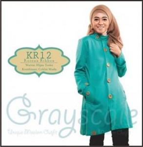 jaket terbaru wanita muslimah korea R (12)