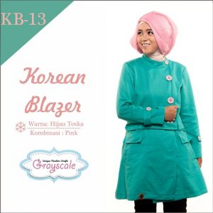jaket terbaru jaket wanita muslimah blazer (12)