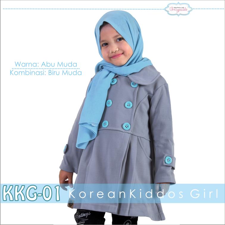 Jaket Anak KKG 01