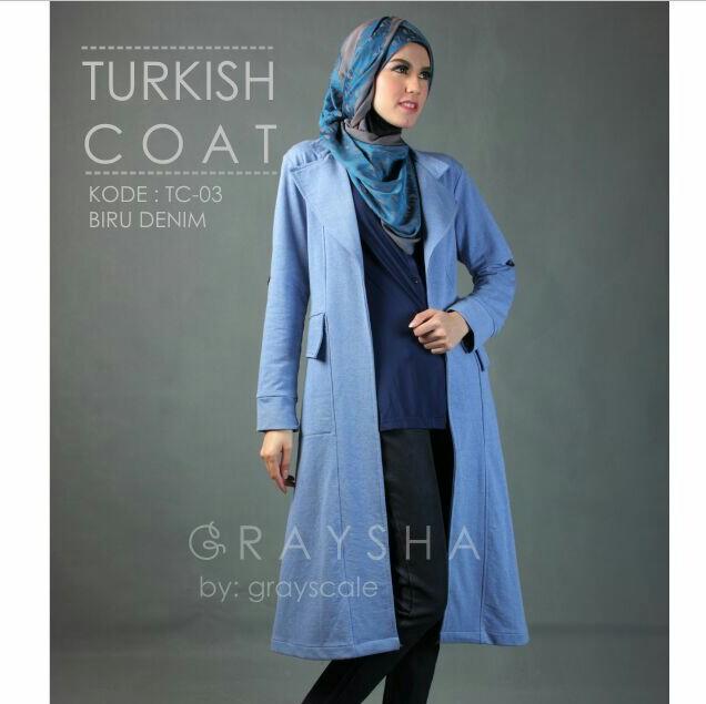 Turkish Coat TC 03