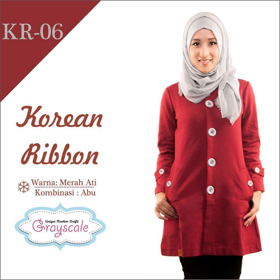 Jaket Korean Muslim