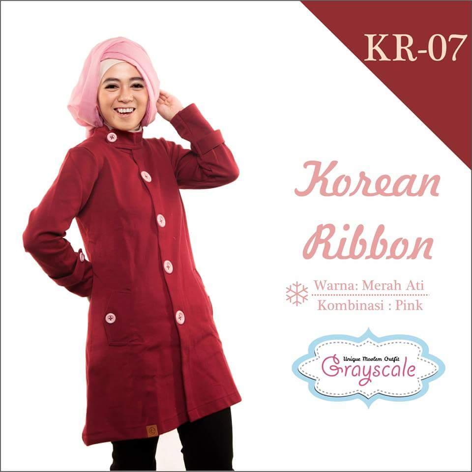 Jaket Muslimah Korea