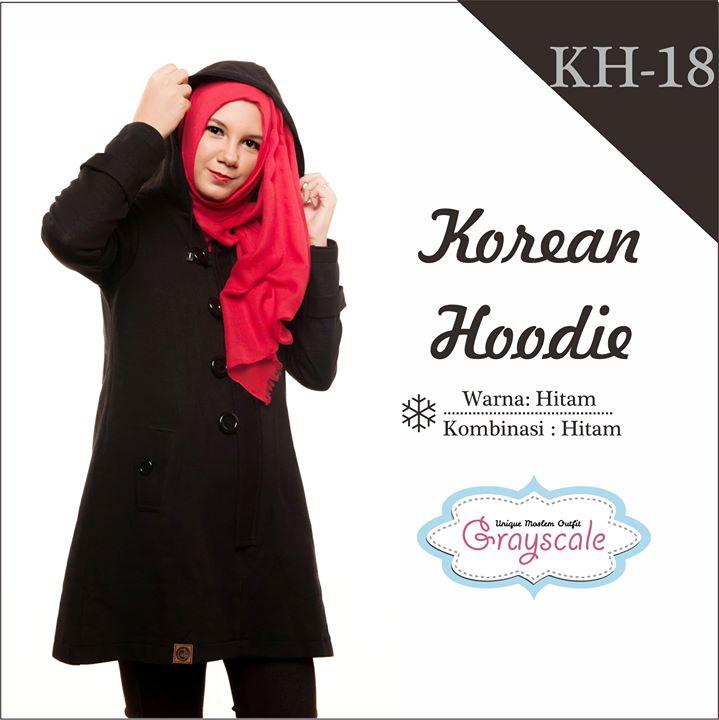 Model Jaket Muslimah