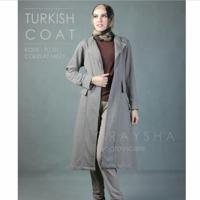 Coat Muslim Murah