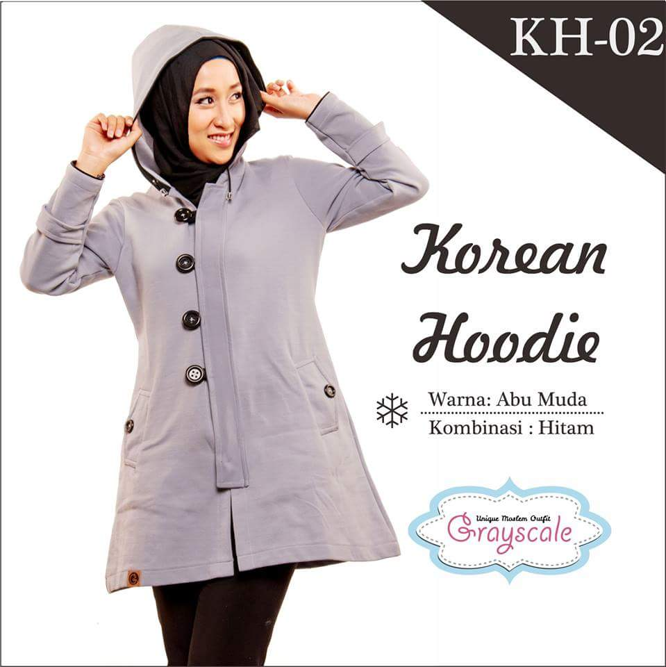 Jaket Perempuan Korea