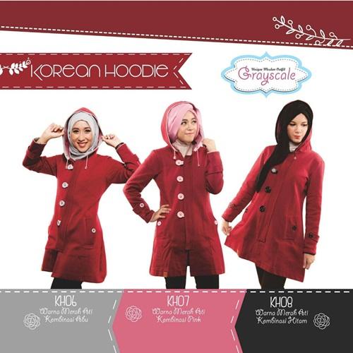 Distributor Jaket Wanita Berhijab