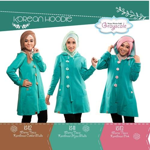 Jaket Buat Cewe Hijab