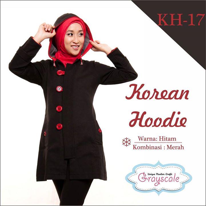 Sweater Muslim Keren Wanita
