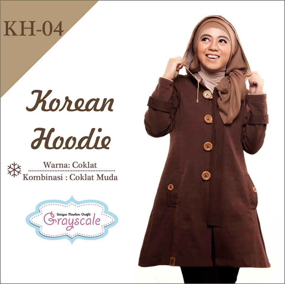 Grosir Jaket Korea Hijab