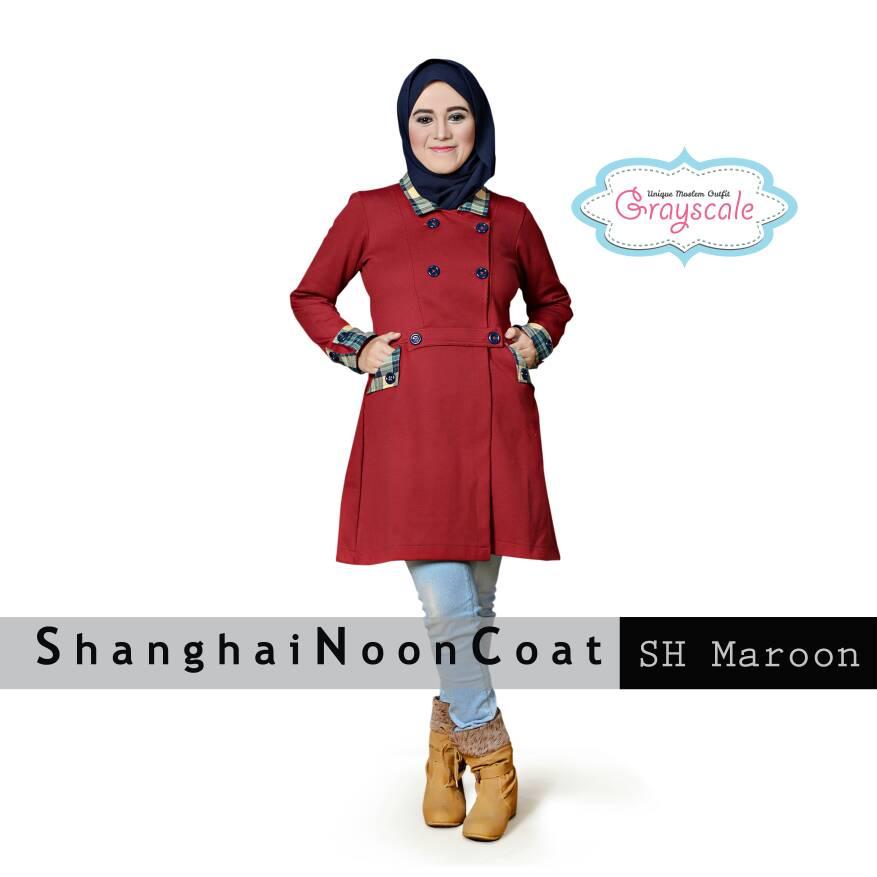 Jual Shanghai Noon Coat
