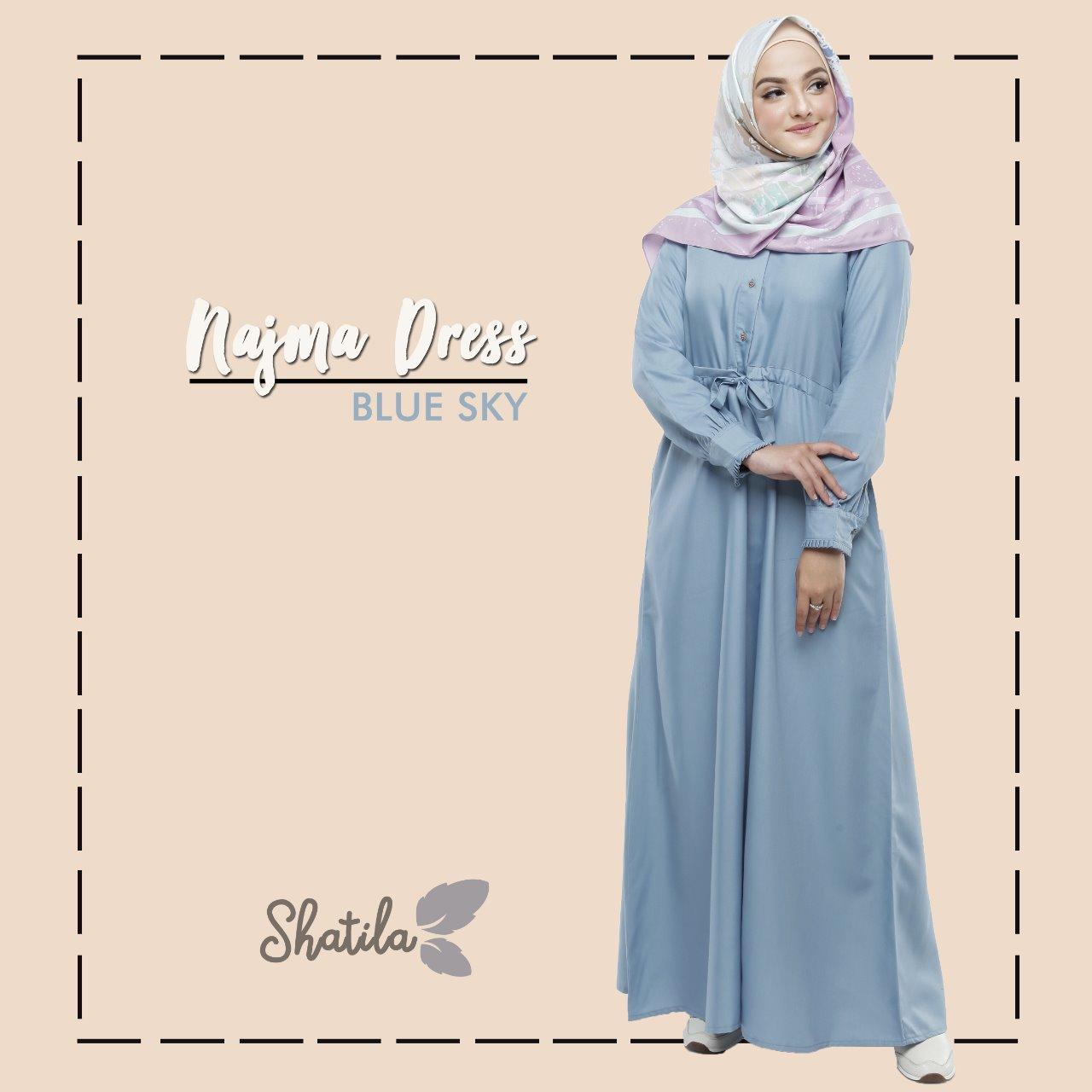 Grosir Dress Muslimah
