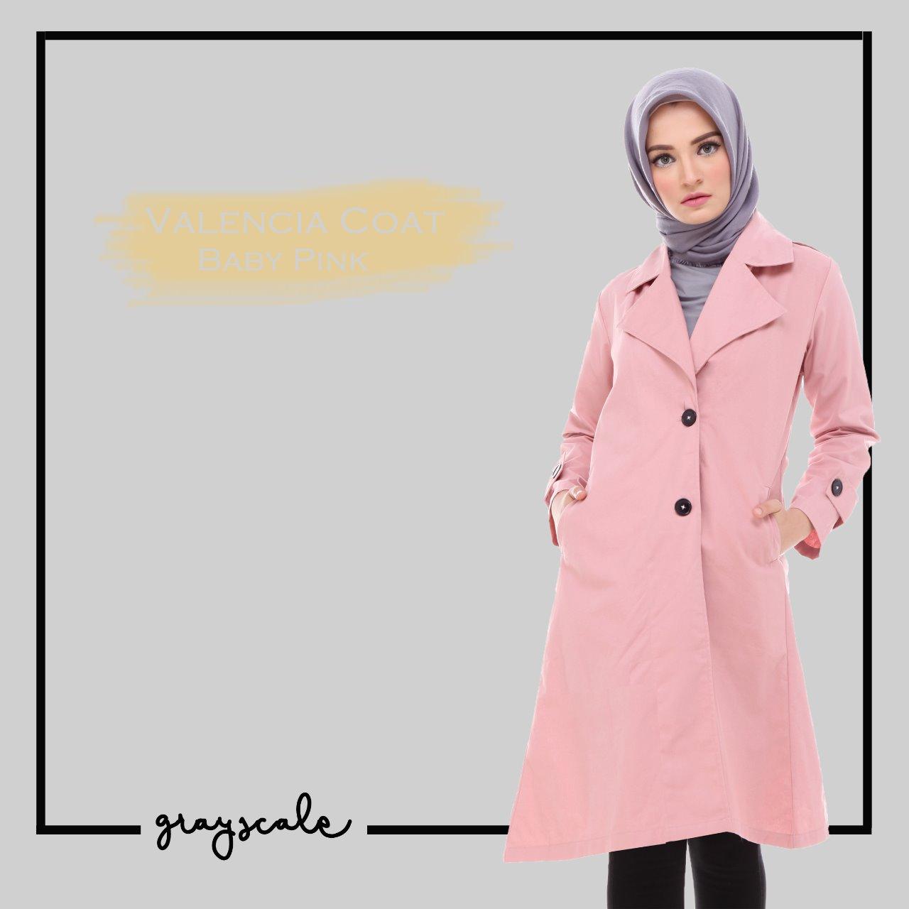 Jual Long Coat Wanita