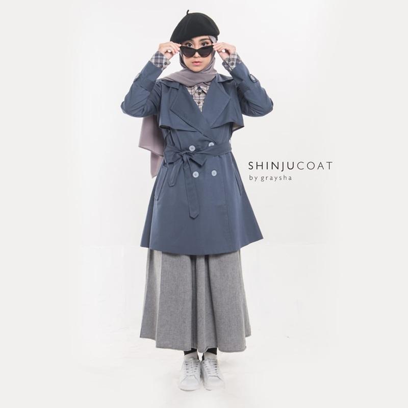 Jaket Muslimah Bandung