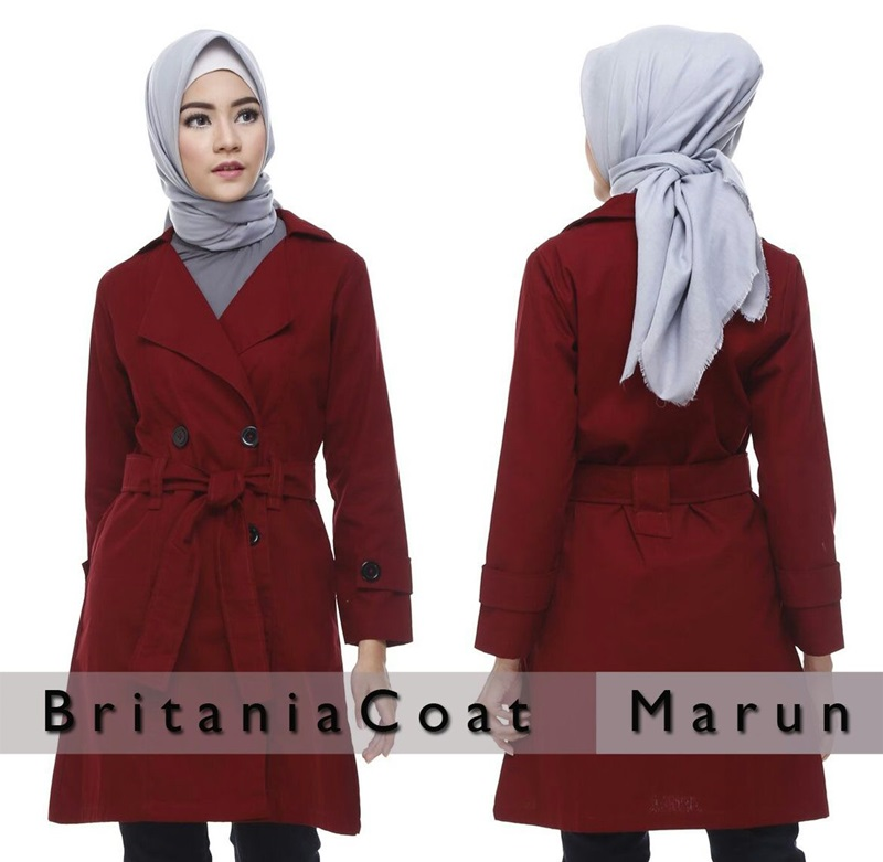 Grosir Coat Wanita Muslimah