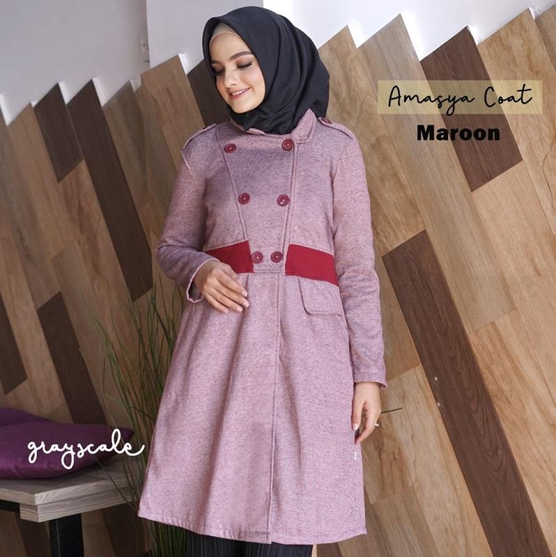 Jaket Panjang Wanita