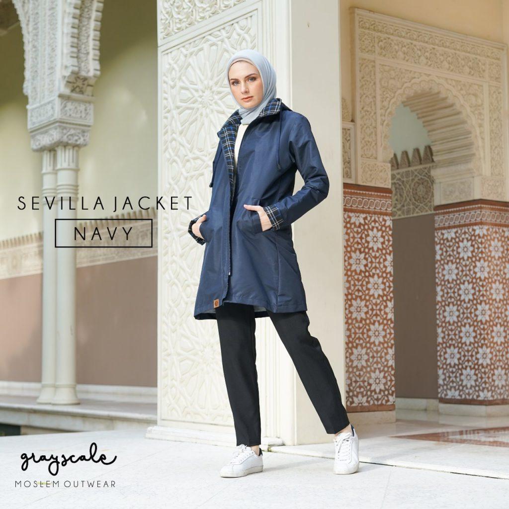 Sevilla Jacket Muslimah